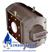 Роторный счетчик газа GMS G10 G16 G25 G40 G65 G100 G160 G250