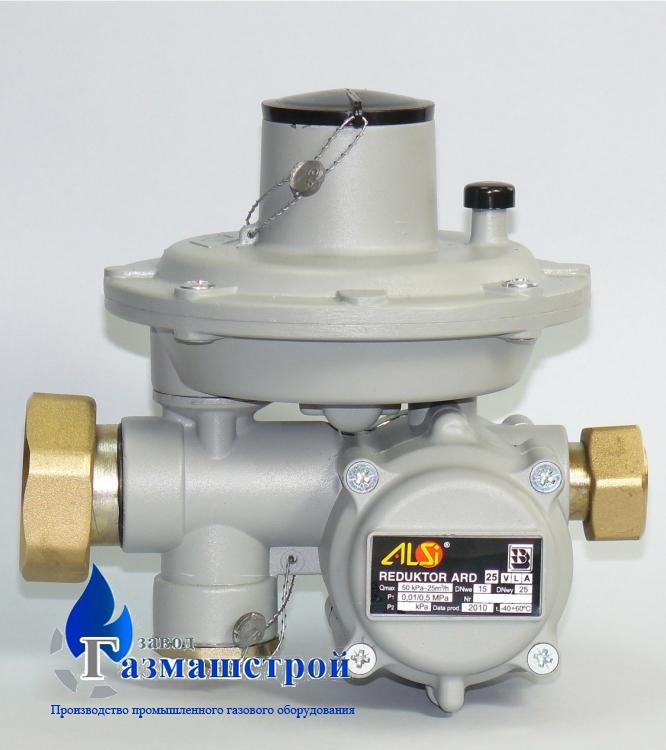 fe-10 регулятор давления газа