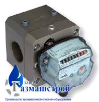 DELTA Счетчик газа роторного типа